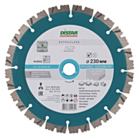 Диск алмазный сегмент 232*2,6/1,8*12*22 Distar Technic Advanced 1A1RSS/C3