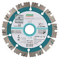 Диск алмазный сегмент 125*2,2/1,4*11*22 Distar Technic Advanced 1A1RSS/C3